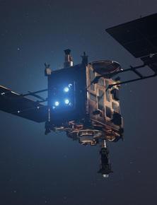 """Hàng sắp về: """"Shipper"""" Hayabusa2 của Nhật Bản bay 5,24 tỷ kilomet để mang về Trái Đất mẫu vật lấy trên thiên thạch tỷ năm tuổi"""