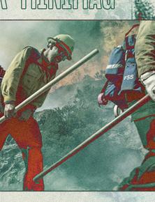 Điều gì sẽ xảy ra nếu một ngày, Trái Đất nóng đến nỗi con người phải mặc đồ như lính cứu hỏa ra đường?