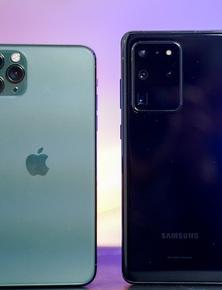 Phonearena làm bài đọ khả năng chụp ảnh của Galaxy S20 Ultra và iPhone 11 Pro Max