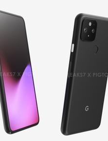 Đây là Google Pixel 5: Màn hình đục lỗ, mặt lưng giống Pixel 4 nhưng có thêm cảm biến vân tay?