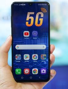 Vsmart Aris 5G Pro lộ diện với chip Snapdragon 765, RAM 8GB