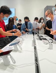 Sau nới lỏng giãn cách, sức mua hàng điện tử tăng 30-50%, iPhone 13 tăng gấp đôi