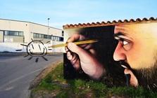 Loạt ảnh nghệ thuật đường phố sẽ khiến bạn không khỏi ngỡ ngàng vì chúng sinh ra dường như để cho nhau