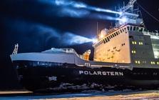 Vì dịch Covid-19, hơn 100 nhà khoa học kẹt trên con tàu phá băng giữa Bắc Băng Dương