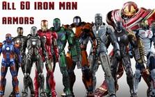 """Ngầu như Iron Man mà lại từng chế tạo ra những mẫu áo giáp """"xàm xí"""" thế này đây"""
