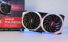 AMD ra mắt card đồ họa RX 6600: Hiệu năng ngang ngửa RTX 3060, mỗi tội giá bán tại Việt Nam vẫn đắt hơn nhiều giá niêm yết