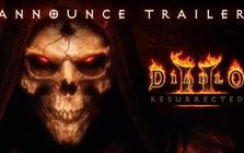 Trailer đầu tiên của Diablo II: Resurrected: đồ họa 4K đẹp lung linh, sẽ có những đoạn cắt cảnh hoàn toàn mới, lối chơi và nhân vật giữ nguyên