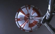 NASA giấu mật mã bí mật gì trong chiếc chiếc dù khổng lồ của xe tự hành thăm dò sao Hỏa?
