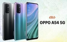 OPPO A54 5G lộ diện: Snapdragon 480, cụm 4 camera 48MP, pin 5000mAh