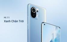 Xiaomi Mi 11 ra mắt tại VN với giá 21.99 triệu đồng, tặng kèm sạc nhanh và quà 7 triệu