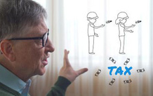 Bill Gates cho rằng cần đánh thuế những robot giành việc của người lao động