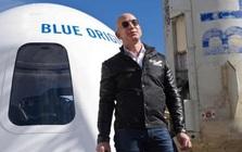 Rủi ro Jeff Bezos phải đối mặt khi bay lên trời là gì?