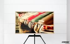 """""""Đập thùng"""" TV Samsung The Frame 2021 43 inch: Rất phù hợp không gian Minimalist, hơn 1.400 khung tranh nghệ thuật, tự lắp đặt không hề khó"""