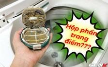 Dùng máy giặt bao nhiêu năm, bạn đã từng thử tháo cục này ra chưa? Nếu chưa thì đừng shock nhé