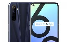 Realme 6s ra mắt: Helio G90T, 4 camera 48MP, pin 4300mAh, giá 5.1 triệu đồng