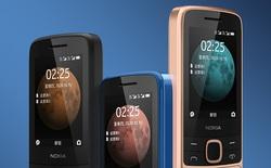 """Nokia ra mắt """"cục gạch"""" 215 và 225, giá từ 1 triệu đồng"""