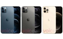 iPhone 12 lộ ảnh render trước giờ ra mắt, có màu xanh biển hoàn toàn mới