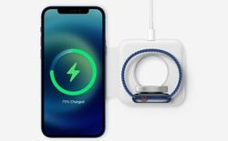 Apple ra mắt đế sạc không dây MagSafe, chỉ tương thích với iPhone 12