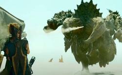 Trailer Monster Hunter lên sóng hé lộ dàn quái vật khổng lồ hung hãn, từ khủng long cát cho đến rồng lửa, đủ cả