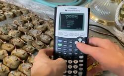 Thử cài DOOM lên máy tính bỏ túi chạy bằng 45kg khoai, anh Youtuber nhận kết quả bất ngờ