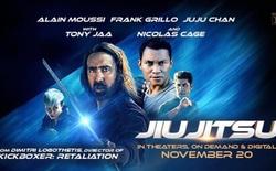 Nicolas Cage hóa thân thành bậc thầy võ thuật để chống lại người ngoài hành tinh trong trailer mới nhất của bộ phim sci-fi Jiu Jitsu