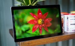 Mở hộp Samsung Galaxy Tab A7: thiết kế pha lẫn hoài cổ và hiện đại, loa là điểm mạnh