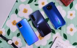 So sánh 3 smartphone tầm trung nổi bật cùng tầm giá: Realme 7 vs Vivo V20 vs POCO X3 NFC