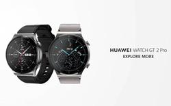 Huawei Watch GT 2 Pro ra mắt: Hoàn thiện cao cấp, nhiều chế độ luyện tập, pin 2 tuần, giá từ 8.99 triệu đồng