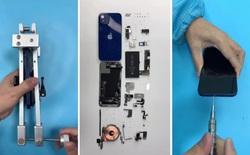 Video 'mổ bụng' iPhone 12: Màn hình mỏng hơn, pin nhỏ hơn, bo mạch hình chữ L