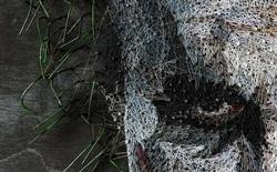 Chỉ bằng đinh và sợi chỉ, nghệ sỹ người Nga khiến người xem trầm trồ thán phục với các tác phẩm nghệ thuật chân dung độc đáo