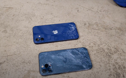 Tin buồn cho các hãng bán kính cường lực, Ceramic Shield trên iPhone 12 thực sự rất bền!