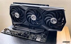 Đánh giá MSI GeForce RTX 3090 Gaming X TRIO: Khi sức mạnh của card đồ họa đã được đẩy đến giới hạn