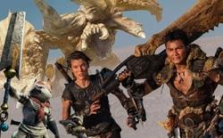 Teaser của Monster Hunter lên sóng, hé lộ quái vật khủng long cát siêu ngầu khiến súng đạn cũng phải bó tay