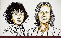 Nobel Hóa học 2020 gọi tên hai nữ khoa học gia phát minh công nghệ chỉnh sửa gen CRISPR/Cas9