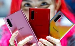 """Kết quả kinh doanh quý 3: Samsung """"lợi đơn, lợi kép"""" vì Huawei bị Mỹ trừng phạt"""