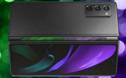 Galaxy Z Fold 3 có thể trang bị dải đèn LED thông báo ngay trên bản lề?