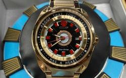 """Marvel ra mắt mẫu đồng hồ đeo tay """"I Love You 3000"""" đậm chất Iron Man, giá 11,5 triệu đồng và chỉ bán 1500 chiếc"""