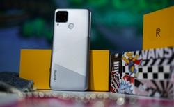Trên tay Realme C15 tại Việt Nam: Thiết kế giống C12, thêm 1 camera sau, tăng thêm 1GB RAM, chạy Snapdragon 460, giá 4,19 triệu đồng