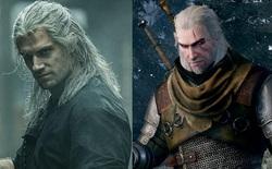 Biên kịch The Witcher khẳng định sẽ khai thác chi tiết ít ai biết mà series game đã bỏ quên: Geralt bị tàn phế