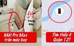 """BIẾN CĂNG: Khách hạng thương gia tố mất iPhone Pro Max trên máy bay, dùng tính năng """"Find My Phone"""" thì truy ra đang ở tận... Quận 12?"""