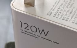 Thử nghiệm thực tế bộ sạc 120W của Xiaomi: Tốc độ có cải thiện nhưng nhiệt độ tăng rất cao, liệu có xứng đáng?