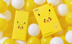 Xiaomi ra mắt sạc dự phòng Pokémon, giá 350.000 đồng