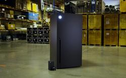 """Bị cộng đồng mạng chế meme vì Xbox Series X trông giống tủ lạnh, Microsoft có cách """"phản dam"""" không thể chất hơn"""