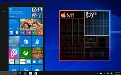 Apple tuyên bố: Máy Mac M1 chạy được Windows hay không là do Microsoft