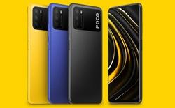 POCO M3 ra mắt: Thiết kế mới lạ, Snapdragon 662, camera 48MP, pin 6000mAh, giá chỉ từ 3 triệu đồng