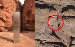 Chỉ sau một ngày, cộng đồng mạng tìm ra vị trí khối kim loại bí ẩn giữa hoang mạc