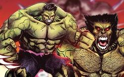 Người khổng lồ Sói trong truyền thuyết: Điều gì xảy ra khi Wolverine và Hulk hợp nhất sức mạnh?