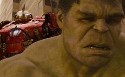 Vì sao Hulk bị Iron Man đánh bại trong Avengers: Age of Ultron, bộ giáp không phải là tất cả