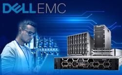Dell EMC – thương hiệu sản phẩm máy chủ chính hãng được ưa chuộng hàng đầu tại Việt Nam