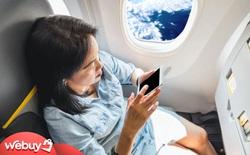 Hai cách để bảo vệ điện thoại, khỏi lo mất mát nếu lỡ làm lọt vào khe ghế máy bay